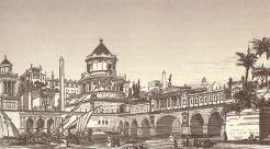 Απεικόνιση της Αλεξάνδρειας, Leo Joubert 1889